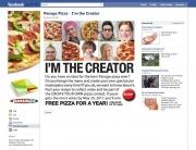 Panago Pizza / FaceBook APP (coding)